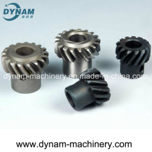 Precision CNC Machining Steel Helical Teeth Gear Forging Parts pictures & photos