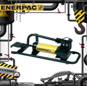 P 11-Series Ultra-High Pressure Hand Pumps (11-100 P-2282) Original Enerpac pictures & photos