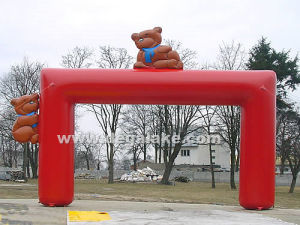 Inflatable Cartoon Archway Inflatable Entrance Arch for Children pictures & photos