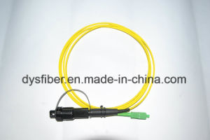 Waterproof Mini Sc/APC-Sc/APC Optical 3.0mm Patchcord pictures & photos