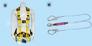 Safety Belt with Waist Belt and EVA Block (EW0116H) -Set3
