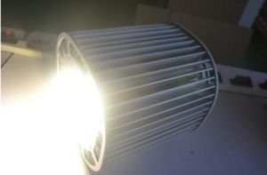 High Lumen High Quality LED Spot Light Fixtures with Reflector pictures & photos