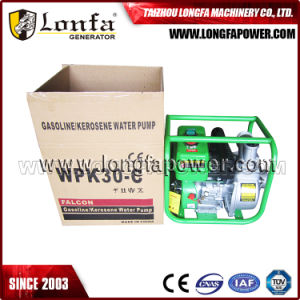 3inch Household 6.5HP Kerosene Water Pump for Irrigating Field pictures & photos