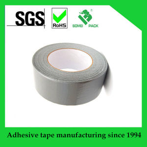 50meter Silver&Gray Color Duct Tape Cloth Tape Single-Side Adhesive Durable&Waterproof&Strong Choose pictures & photos