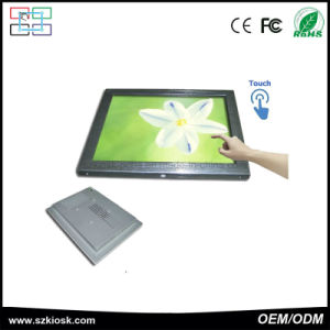 All in One PC 4GB Touch Screen Industrial Computer 15 Inch pictures & photos