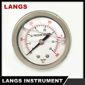 044 Auto Parts All Stainless Steel Oil Filling Gauge with Stent (Stainless steel Internal) pictures & photos