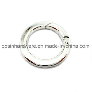Metal Flat Open Gate O Ring Buckle pictures & photos