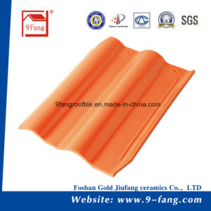 Villa Interlocking Roof Tiles Ceramic Roofing Tile Building Material pictures & photos