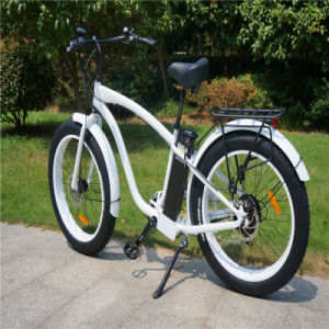 Easy Riding 500W 26inch Fat Tire Beach E Bike pictures & photos