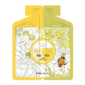 Dulenbe Honey & Moisturizing Shower Gel 8ml+8ml pictures & photos