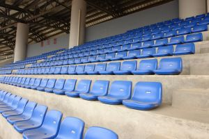 Outdoor and Indoor Used Plastic Stadium Seats pictures & photos