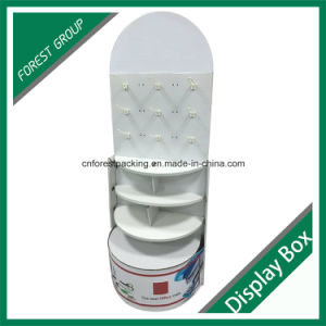 Gold Supplier Custom Made Corrugated Display Stander PDQ Box for Office Appliance pictures & photos