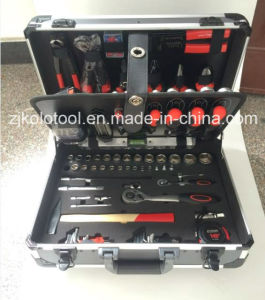 3drawers Tool Box with Socket Set pictures & photos