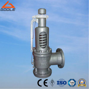 Spring Loaded Full Lift Steam Pressure Safety Relief Valve pictures & photos
