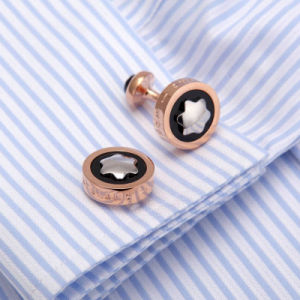 Wedding Gift French Shirt Gemelos Cuff Links Designer MB Cufflinks pictures & photos