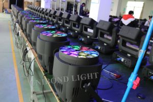 LED Lighting 19*15W High Power RGBW 4 in 1 Beeye PAR Light Stage Light pictures & photos