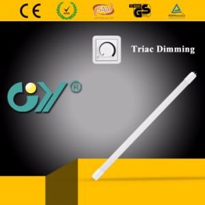 High Quality Glass Triac Dimming 18W LED Tube with Ce TUV pictures & photos