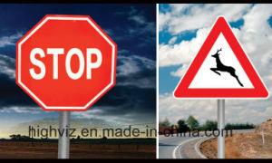 Engineering Grade Reflective Sheeting for Road Signs (H7600) pictures & photos