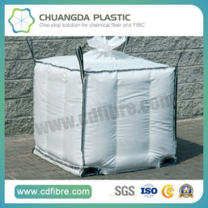 Big FIBC Bulk Ton Container Bag with Baffle Inside pictures & photos