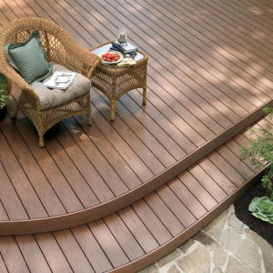 Low Maintenance Cost Wood Plastic Composite pictures & photos