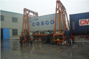30 Ton China High Quality Brand New Container Crane (JD30T) pictures & photos