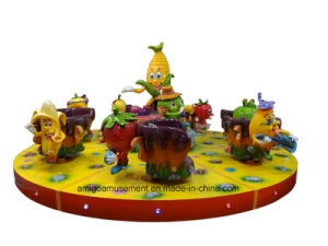 14 Seats Fruit Party Carousel for Family Fun pictures & photos