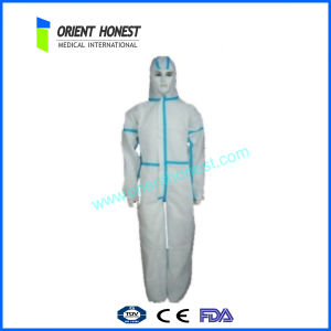 Cheap Price Disposable Safety Non Woven Coveralls
