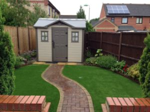 Garden Grass, Landscaping Grass (L35V) pictures & photos