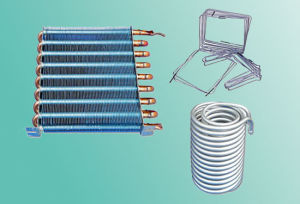 Evaporator Made of Aluminum Tube Use for Fridge pictures & photos