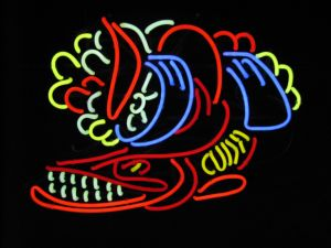 Crocodile Neon Sign (SDL-066)
