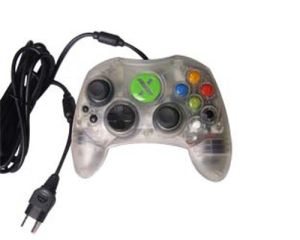 Dual Shock Game Controller with Light for xBox (JT-0305501) Video Game Accessories (Game Controller)