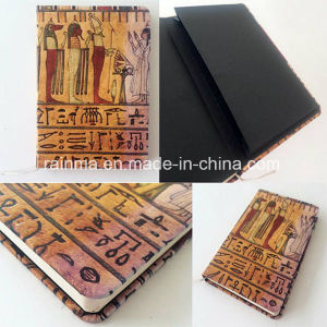 2017 Hot Sale Good Design Leather Hardcover Notebook, Custom Leather pictures & photos