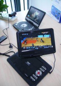 "9"" Portable DVD DVB-T"