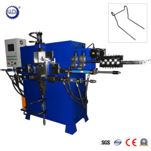 Automatic Hydraulic Steel 3D Wire Bending Machine pictures & photos