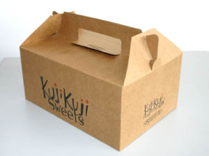 Food Box/Corrugated Paper Box/Paper Box (CP4076)