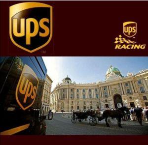 UPS Express to Australia