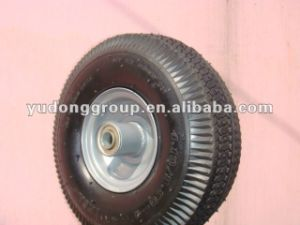 Pneumatic Rubber Wheel 4.10/3.50-4 pictures & photos