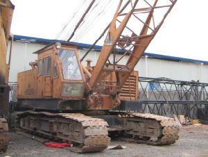 Japanse Ihi Used 50ton Crawler Crane (PD90) pictures & photos