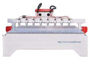 CNC Machine for Woodworking (Multi-Spindle-XN1313) pictures & photos