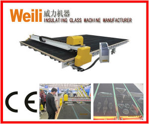 CNC Glass Cutting Machinery (WL-1615) pictures & photos