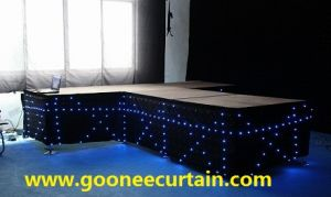 Profession Product LED Curtain for T-Stage