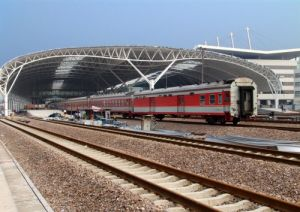 Steel Structure Railway Station /Steel Structure (SS-152) pictures & photos