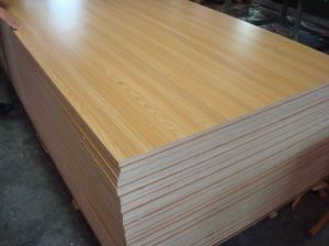 Container Floor Plywood with Hardwood Core Phenolic Glue pictures & photos