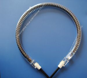 Warmer Heating Elements Electrical Heater Quartz Halogen Heating Lamp Carbon Fiber pictures & photos