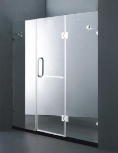 Tempered Shower Glass with CE, Csi, ISO