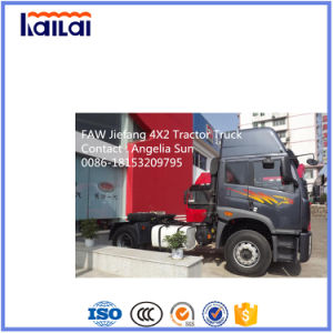 Jiefang 4*2 Tractor Head Hot Selling in Pakistan Truck FAW pictures & photos