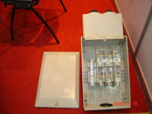 North Africa Market Popular Module Fuse Protection Box pictures & photos