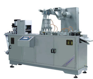 Plate Style Al-Al, Al-Plastics Blister Packaging Machine (DPP140S)
