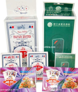 Competitive Poker /Playing Card (DSC02P036)