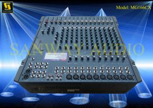 16 Channel Professional Mixer, Sound Mixing Console with USB pictures & photos
